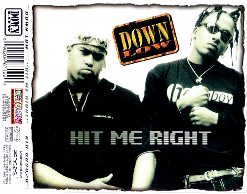 Down Low - Hit Me Right (1998)