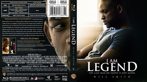 Я - Легенда / I Am Legend (2007)