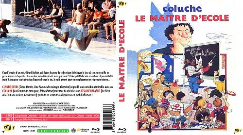 Школьный учитель / Le maître d'école (1981)