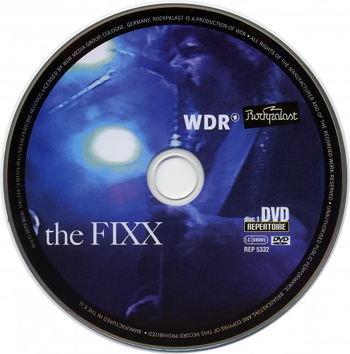 Fixx, The - Live at Rockpalast (2014)