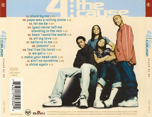 4 The Cause - Stand By Me (1998)