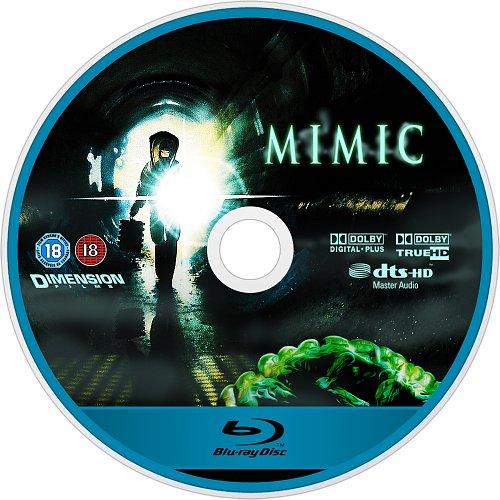 Мутанты / Mimic (1997)