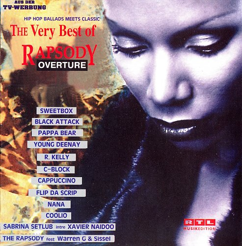 V.A - The Very Best Of Rapsody (1998)