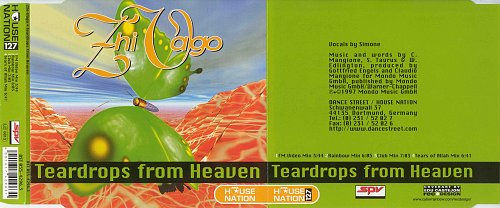 Zhi-Vago - Teardrops From Heaven (1997)