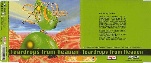 Zhi-Vago - Teardrops From Heaven (1997)