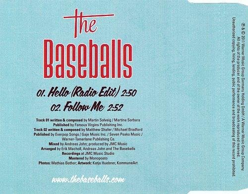 Baseballs, The - Hello (2011, Single)