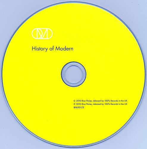 Orchestral Manoeuvres In The Dark - History Of Modern (2010)