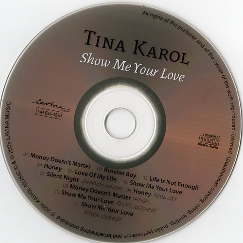 Tina Karol - Show Me Your Love (2006)