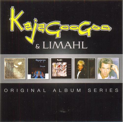 Kajagoogoo & Limahl - Original Album Series (2014)