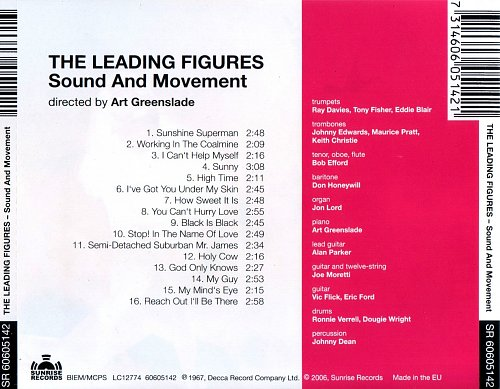 The Leading Figures - Sound And Movement (1967 Remast.2006)