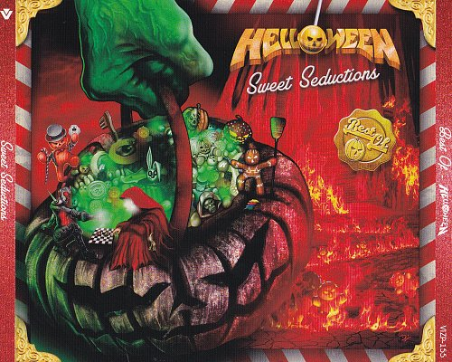 Helloween - Sweet Seductions (2017 JVCKENWOOD Victor Entertainment Corp., Japan) 3xHQCD+DVD-video