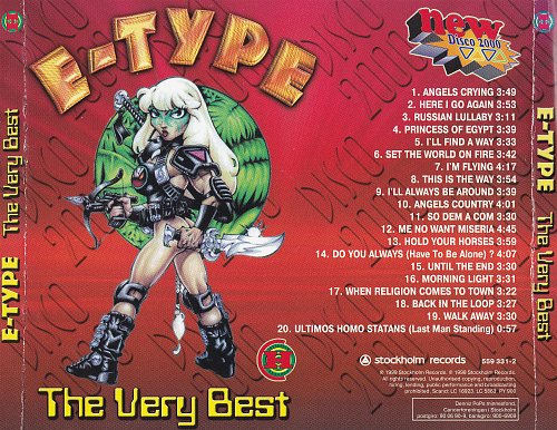 E-Type - The Very Best (1999)