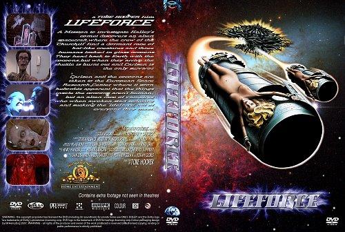 Жизненная сила / Lifeforce (1985)