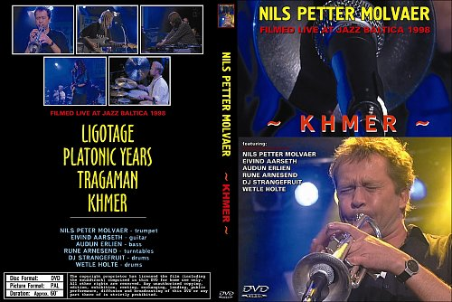 Nils Petter Molvaer - Khmer. Live at Jazz Baltica (1998)