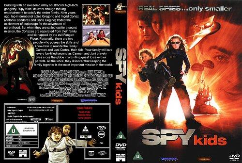 Дети шпионов / Spy Kids (2001)