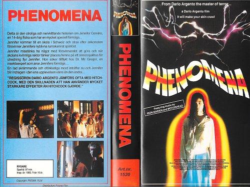 Phenomena / Феномен (1984)