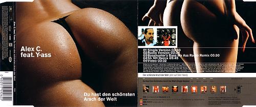 Alex C. feat. Y-Ass - Du Hast Den Schonsten Arsch Der Welt (2007)