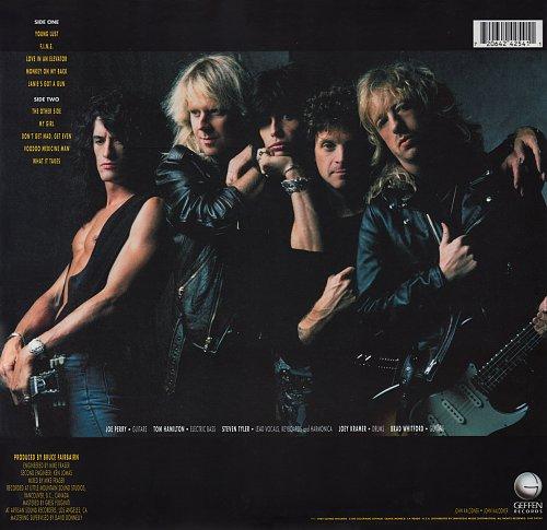 Aerosmith - Pump (1989/2008) [Geffen Records – GHS 24254]