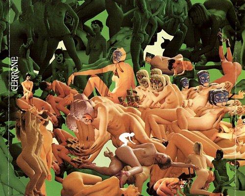 Cerrone - Hysteria (2002 Malligator, France)