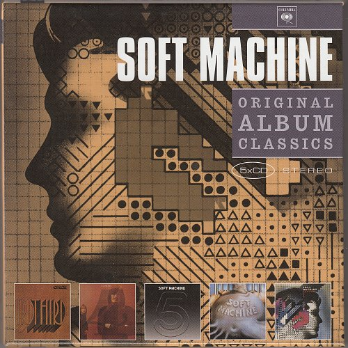 Soft Machine - The Original Album Classics (2010)
