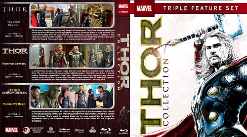 Тор 3в1 / Thor Triple Feature (2011-2017)
