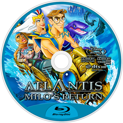 Атлантида 2: Возвращение Майло / Atlantis: Milo's Return (2003)