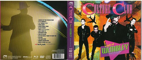 Culture Club - Live at Wembley World Tour 2016 (2017)