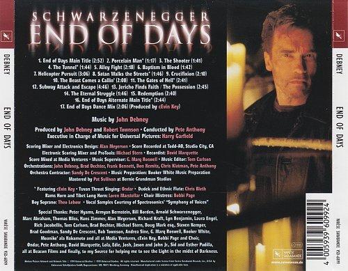 Конец света / End of Days (1999)