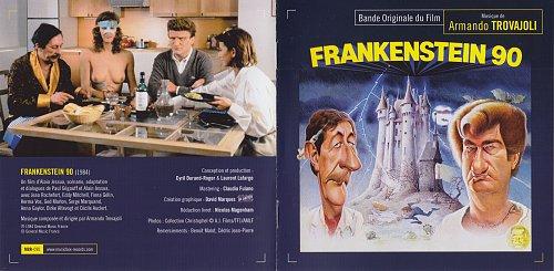Франкенштейн 90 / Frankenstein 90 (1984)
