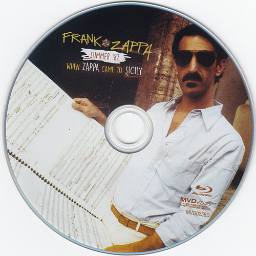 Frank Zappa - Summer '82. When Zappa Came to Sicily (2017)