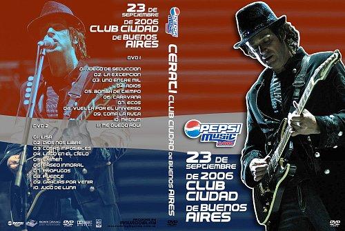 Cerati - Buenos Aires (2006)