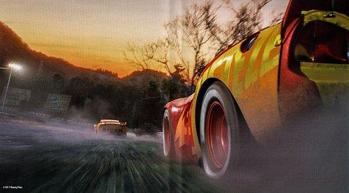 Тачки - 3 / Cars - 3 (2017)