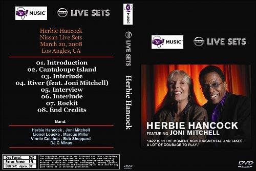 Herbie Hancock - Nissan Live Sets (2008)