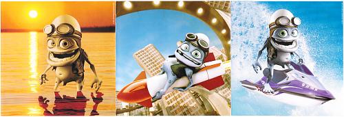 Crazy Frog - Crazy Hits (2005)