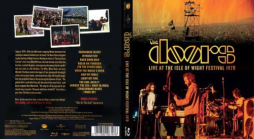 Doors, The - Live At The Isle Of Wight Festival 1970 (2018)