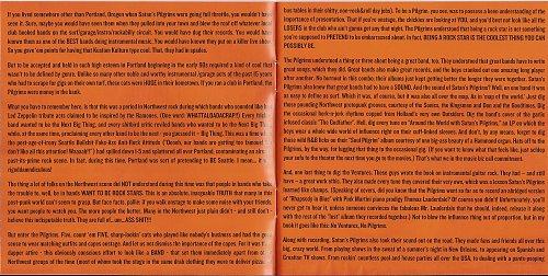 Satan's Pilgrims - Plymouth Rock. The Best of Satan's Pilgrims (2004)