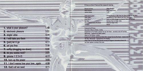 N-Trance - Electronic Pleasure (1995)