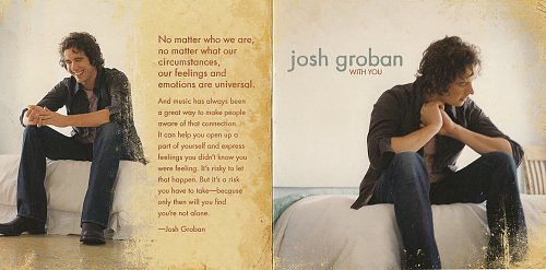 Josh Groban - With You (2007)