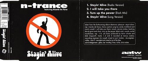 N-Trance feat. Ricardo Da Force - Stayin' Alive (1995)