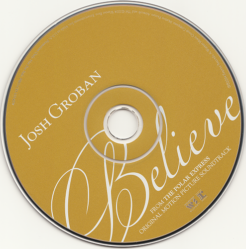Josh Groban - Believe (2004, CD-Single)