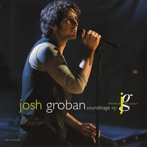 Josh Groban - Soundstage EP (2009, EP)