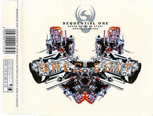 Sequential One - Never Start To Stop! (1996)
