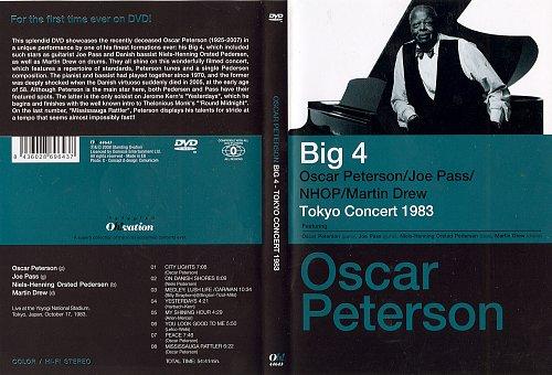 Oscar Peterson - Tokyo Concert (1983)