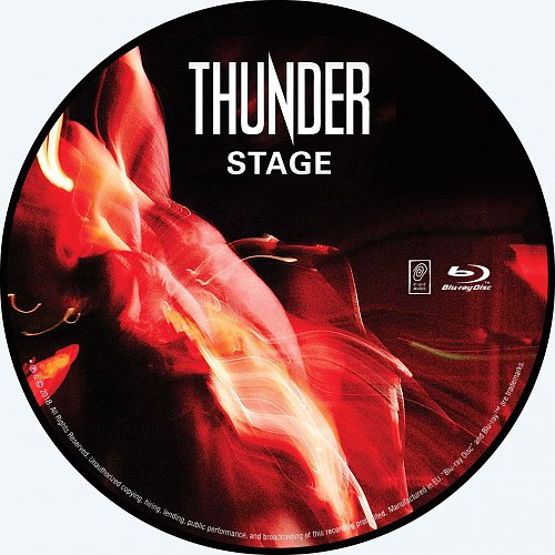 Thunder - Stage (2018)