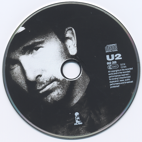 U2 with B.B. King - When Love Comes To Town (1989, CD-Maxi)