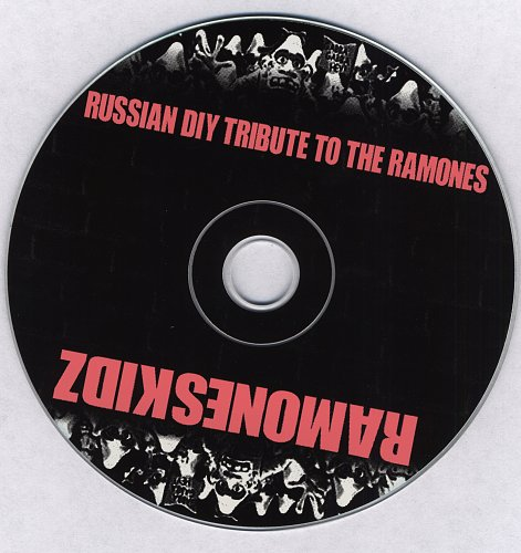 Ramoneskidz: Russian DIY Tribute To The Ramones (2005)