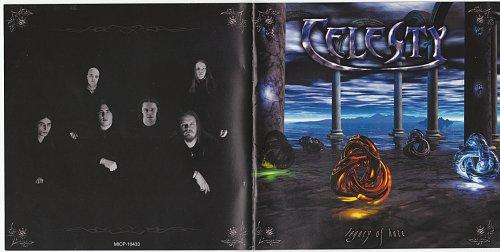 Celesty - Legacy of Hate (2004)