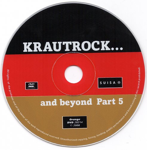 Krautrock... and Beyond. Part 5,6 (2008)