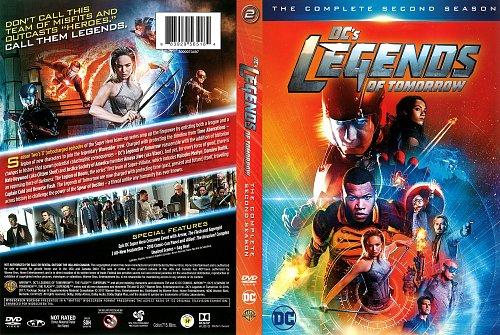 Легенды завтрашнего дня 2 сезон / DC's Legends of Tomorrow (2017)