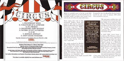 Circus - Circus (1969)
